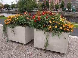 cement flower pot 139 stunning decor with diy cement planter