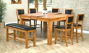 sears dining room tables mission style dining room table and chairs sears dining room sets