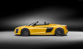 2016 audi r8 wallpaper wallpaper audi r8 nyias 2016 supercar yellow cars u0026 bikes 9896