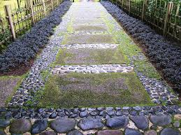 landscape stepping stones ideas