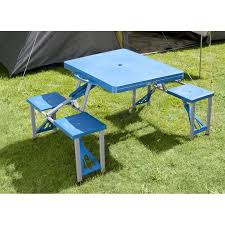fold out picnic table nyc folding picnic table and chairs 7075 fold up picnic table
