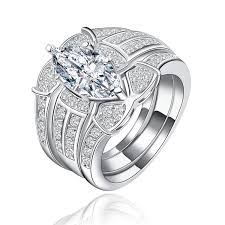Womens Wedding Ring Sets by Marvellous Engagement Rings Sets For Women 80 On Interior