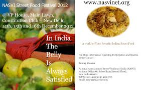 india food festival national association of street vendors of