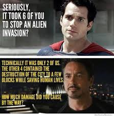 Super Man Meme - superman vs the avengers weknowmemes