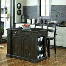 Kitchen Island That Seats 4 Kitchen Island Seats Hacienda Weathered Walnut Kitchen Island With
