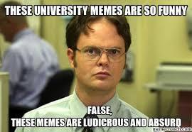 Meme University - university memes are so funny