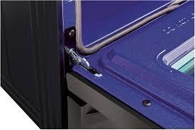 lg lse4613bd 30 inch black stainless steel series slide in