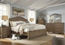 Bedroom Dresser Furniture Trishley 5 Pc Bedroom Dresser Mirror Panel Bed B659