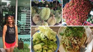 vegan food in chiangmai thailand what i did today u0026 a haircut