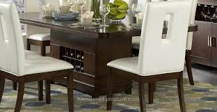 dining table wine storage dining room decor ideas and showcase design