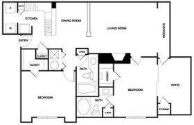 Lakeside Floor Plan Jefferson Lakeside Apartment Homes Rentals Marietta Ga