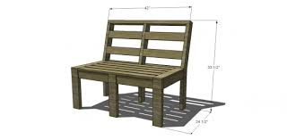 plans to build outdoor furniture jensen