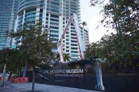 one thousand museum gallery of construction begins on zaha hadid u0027s one thousand museum
