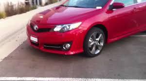 lancaster toyota toyota dealer in 2012 toyota camry se v6 barcelona red walk around jon lancaster