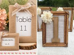 Wedding Table Cards 35 Most Appealing Wedding Table Number Ideas Everafterguide