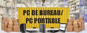 destockage ordinateur de bureau pc portable et pc de bureau professionnel en déstockage