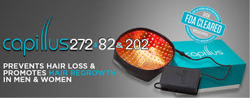 Laser Hair Growth Hat Capillus At Home Low Level Laser For Hair Restoration Only 799
