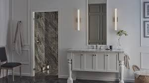 Contemporary Bathroom Lighting by Contemporary Bathroom Lighting Ideas Three Light Bulb Vanity