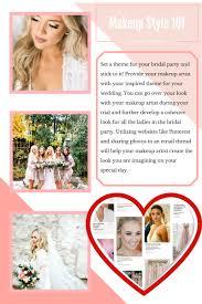 bridal websites the process booking bridal makeup grittani artistry