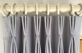 Curtain Patterns To Sew How To Make A Triple Pleat Curtain Tutorial By Sew Helpful