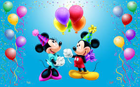 mickey mouse gofy and donald duck happy halloween backgrounds