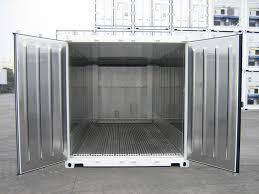 boxhub reefer containers for chilled and frozen storage