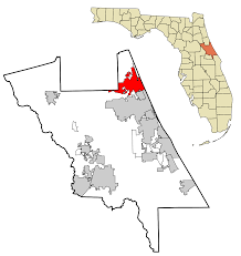 Florida Map Beaches by Ormond Beach Florida Wikipedia