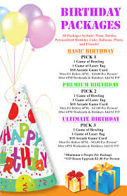 birthday packages jack and jill lanes