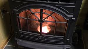 how a pellet stove works youtube