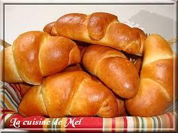 cuisine de meriem croissants brioches la cuisine de mél
