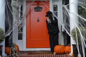 Best Decorated Halloween Houses Halloween House Decoration Ideas