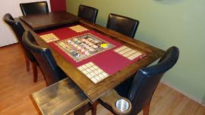 Kickstarter Gaming Desk Gaming Table The Draken From Nordic By Nature By Nathan Hansen
