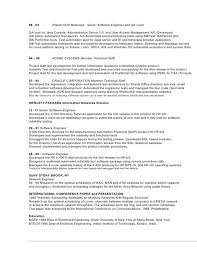 software quality assurance cover letter manual testing resume qa