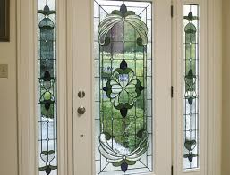 glass outside door full glass exterior door flush glazed full glass frameless