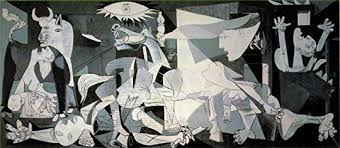 amazon signed picasso black friday guernica by dave boling