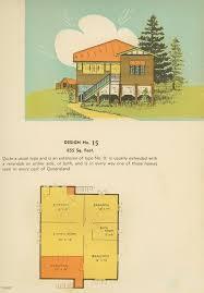 Traditional Queenslander Floor Plan Floor Plan And Drawing Of Queenslander House 1939 Queensland