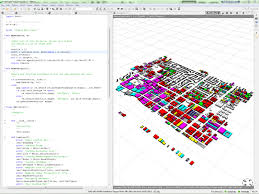 Map Python Choosing The Right Programming Tools In Cityengine Gnarly