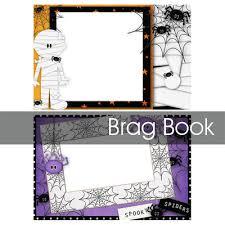 4x6 brag book clip hocus pocus 4x6 brag book holidays