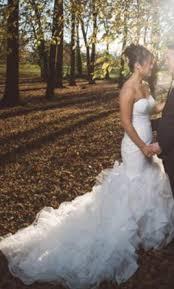pronovias mildred 1 080 size 6 used wedding dresses wedding