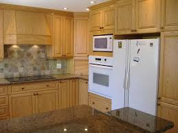 oak kitchen with white appliances oak kitchen cabinet polish etc