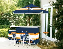 Patio Table With Umbrella The Ultimate Rv Patio Www Trailerlife Com