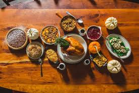 restaurants and takeout serving thanksgiving meals around atlanta