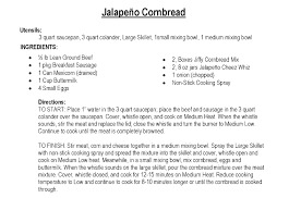 cover letter for cook more recipes recipes customer service