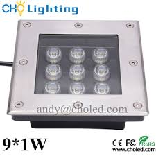 high quality led lights high quality led light 12v 9w garden light with ip 67 waterproof