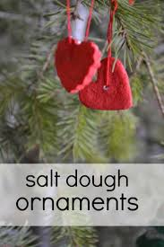 salt dough ornaments are a fun kids christmas craft babycenter blog