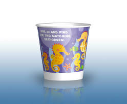 dixie cups dixie bath cups 3 oz prints 312 ct kitchen dining