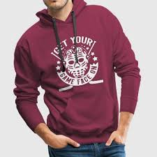 shop hockey goalie hoodies u0026 sweatshirts online spreadshirt