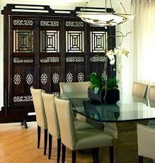 Asian Dining Room Sets Bridge Design Studio
