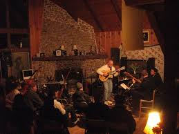 A Livingroom Hush House Concerts Bring Community And Culture To A Living Room Near