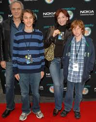 lou henner book marilu henner and family attend pangea day babies